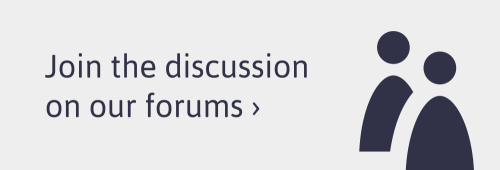 Join our discussion forum